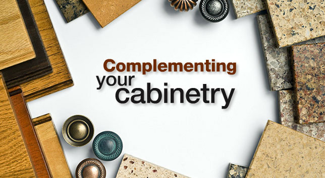 Complementing your cabinetry